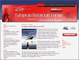 ERF2012 website
