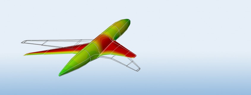 ALEF Loads analysis during manoeuvre using CFD for rigid aircraft