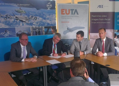 European Unmanned Systems Training Academy (EUTA)