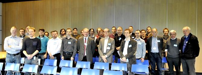 INT13 Workshop participants