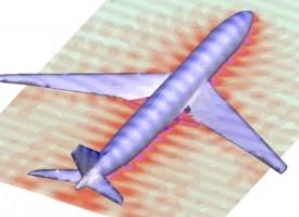 Radar scattering of aircraft
