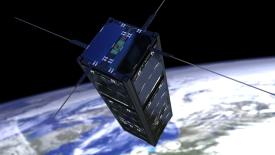 Triton-1 in orbit