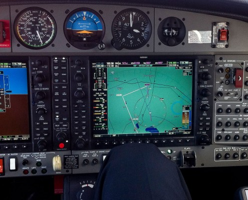 ACCEPTA: Satellite navigation makes aircraft landings safer