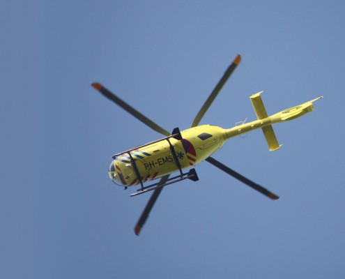 Eurocopter helicopter - Medical Air Assistance