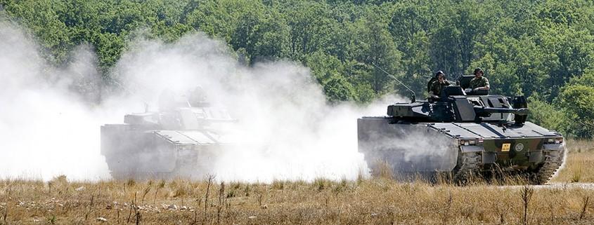 Combat Vehicle CV90