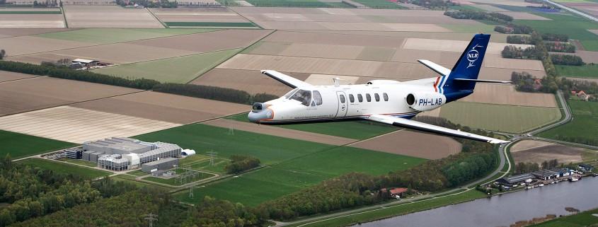 flight testing for environmental sustainability