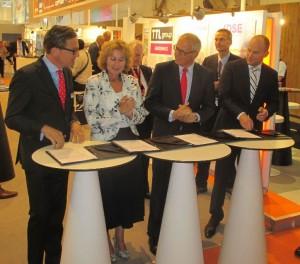 NLR, Fokker, Airborne en TU-Delft zetten onderhoudscentrum voor composietmaterialen op