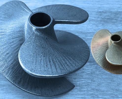 3D geprinte schroef
