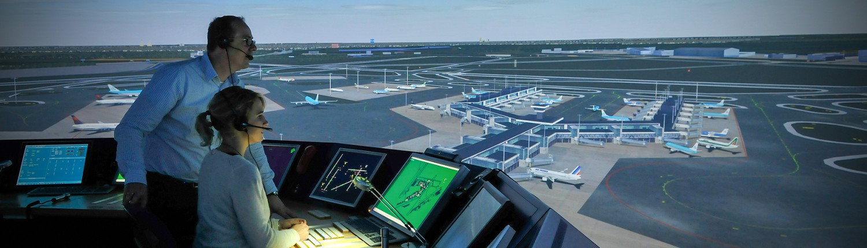 NLR's ATM Tower Simulator - NARSIM
