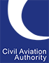 Logo UK Civil Aviation Authority
