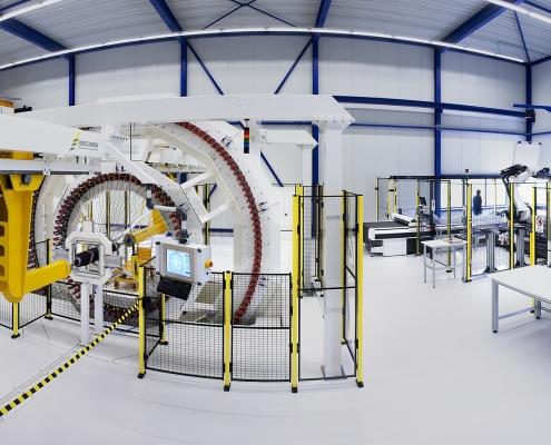 NLR's Advanced Composite Manufacturing Pilot Plant