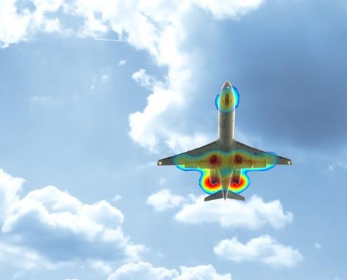 aircraft noise sources