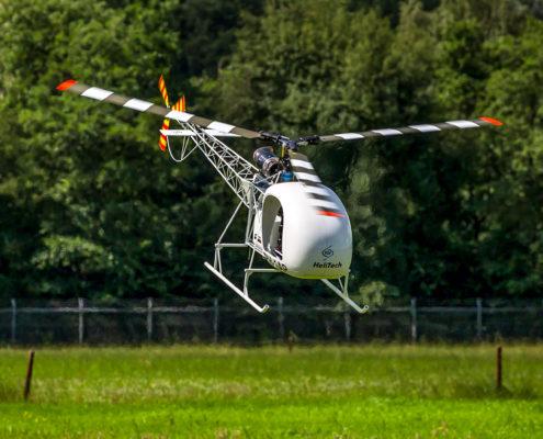 RPAS HeliTech - NLR Drone Centre