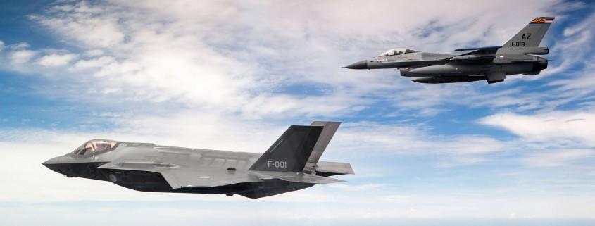 F16 en F35