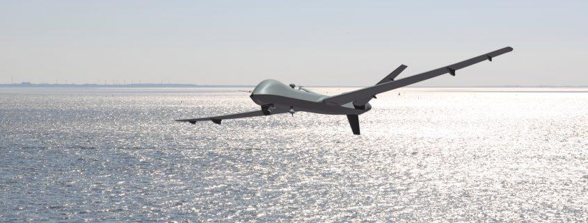 GA-ASI en NLR gaan samenwerken aan faciliteren van onbemand vliegen bij integratie Europees luchtruim