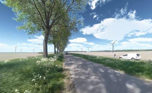Virtual Wind Turbine Experience 1