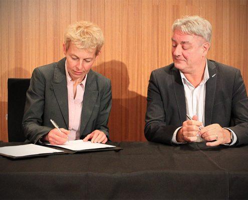 HvA en NLR ondertekenen samenwerkingsovereenkomst