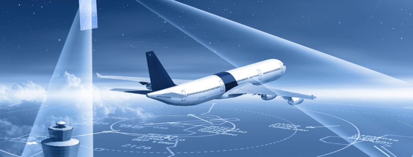 NLR test satellietcommunicatie vliegtuigen