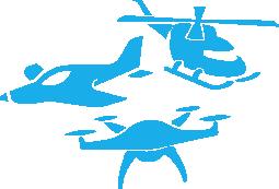RPAS Pictos 14 drones