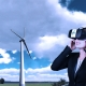 Experience wind turbines noise in a virtual environment with VCNS