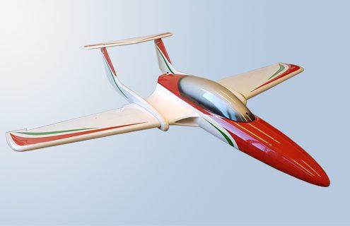 "De NLR ""XCalibur"" jet-trainer"