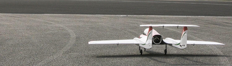 NLR test met XCalibur jet trainer op Twente Airport
