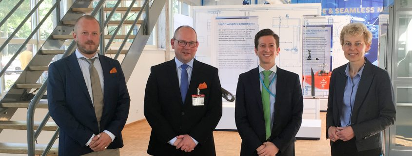 Swedish LFV and NLR continue cooperation in ATM research