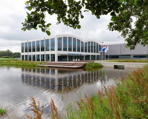 NLR gebouw Marknesse