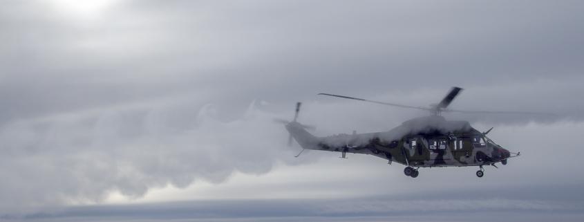 Nieuwe KAI-helikopter mede dankzij NLR bestand tegen risicovolle ijsvorming