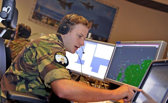 Air Operations Control Station Nieuw Milligen