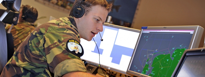 Air Operations Control Station Nieuw Milligen