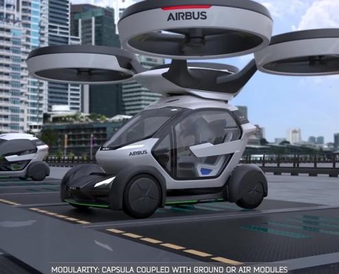 Airbus - Urban Air Mobility (UAM)