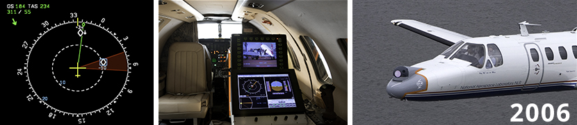 EO-IR payload op NLR Cessna Citation