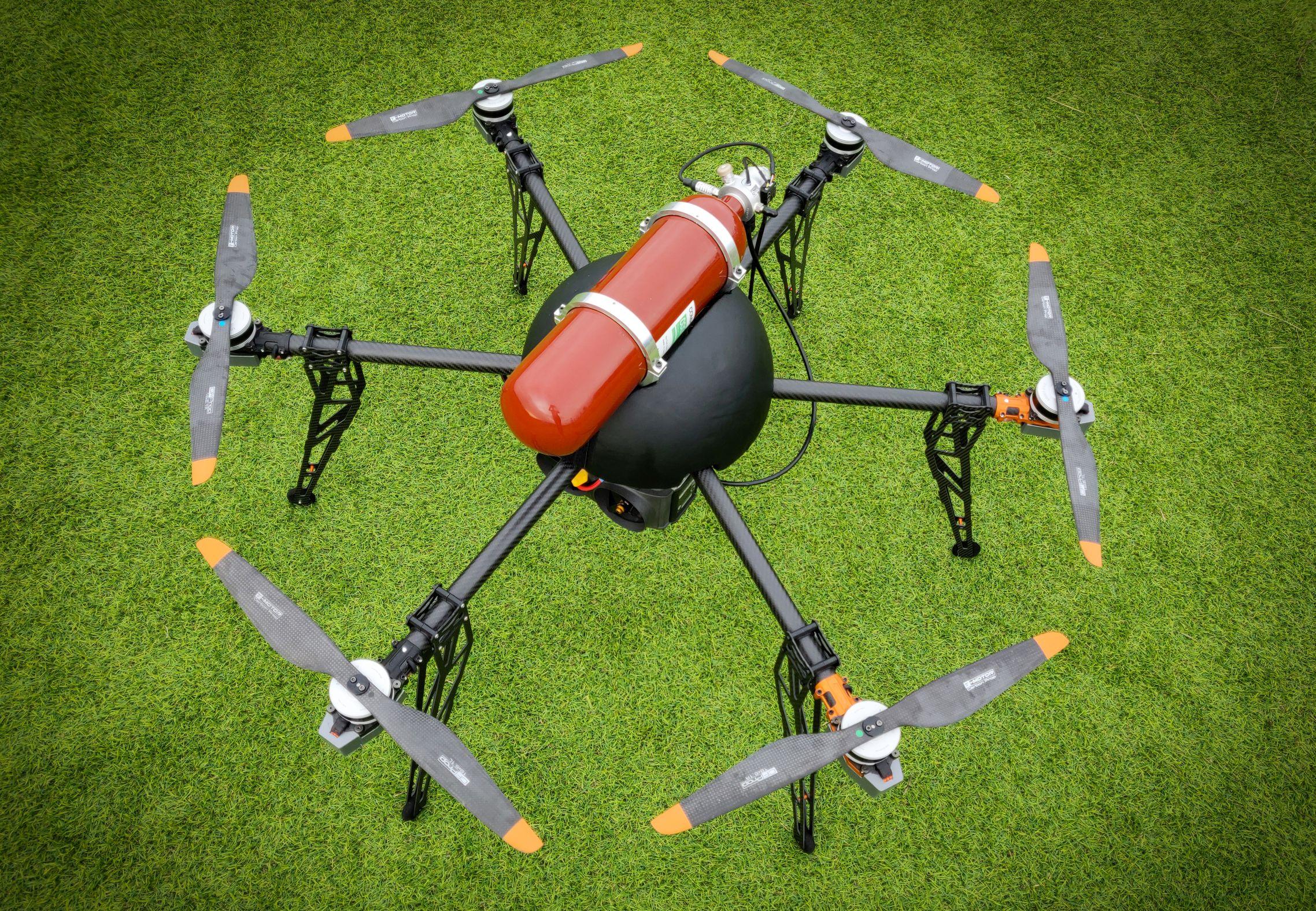 Hydra - NLR waterstofdrone