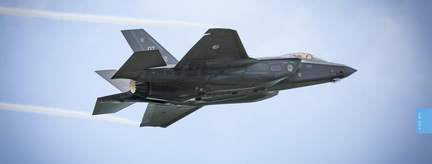 F-35A Lightning II, F-002 (RNLAF)