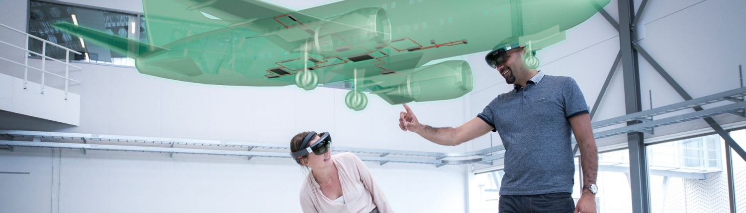 Augmented reality for maintenance, repair and inspection